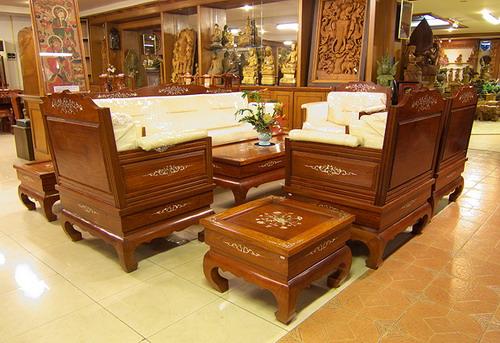 Set Kursi Ruang Tamu Kayu Jati Terlaris