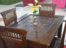kursi makan minimalis toraja