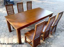 kursi meja makan murah
