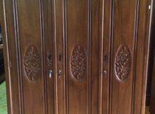 alamri pakaian mawar 3 pintu
