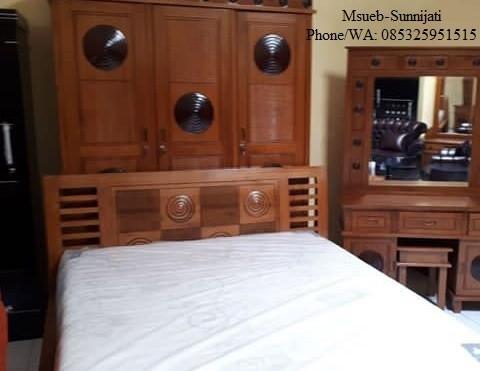 kamar set minimalis keong